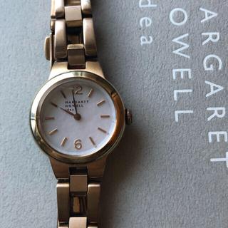マーガレットハウエル(MARGARET HOWELL)のMHL. MARGARET HOWELL idea ソーラー 腕時計(腕時計)