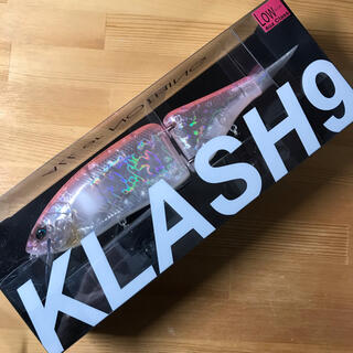(新品・未使用)DRT KLASH9 クラッシュ9 長谷川ピンクver2