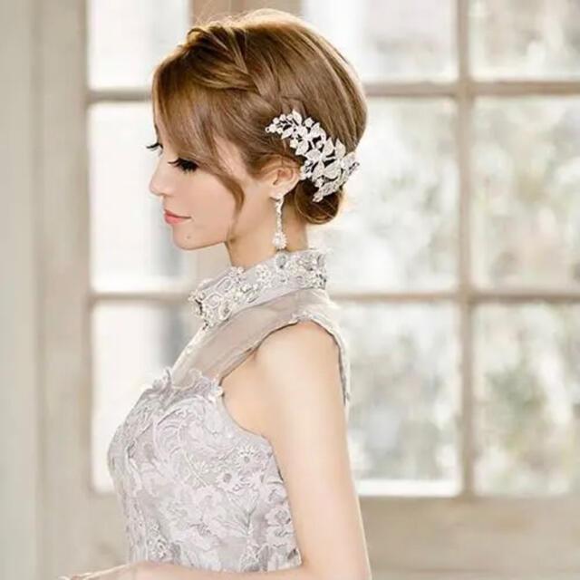 AngelR(エンジェルアール)のANGEL R♡ヘッドドレス♡髪飾り♡結婚式♡ヘアアクセ レディースのヘアアクセサリー(その他)の商品写真