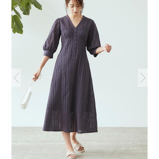 titivate - 新品 titivate レース ロングワンピース