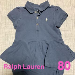 Ralph Lauren - 美品 ラルフローレンワンピース 80