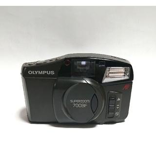 オリンパス(OLYMPUS)のオリンパス SUPERZOOM 700BF 昭和レトロフィルムカメラ(フィルムカメラ)