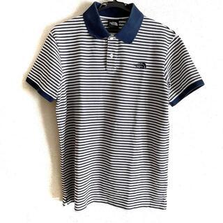 ザノースフェイス(THE NORTH FACE)のノースフェイス 半袖ポロシャツ サイズL -(ポロシャツ)