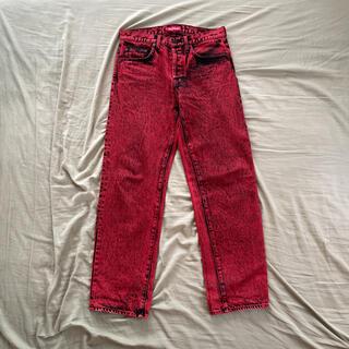 Supreme - 20ss Supreme washed regular jean 30