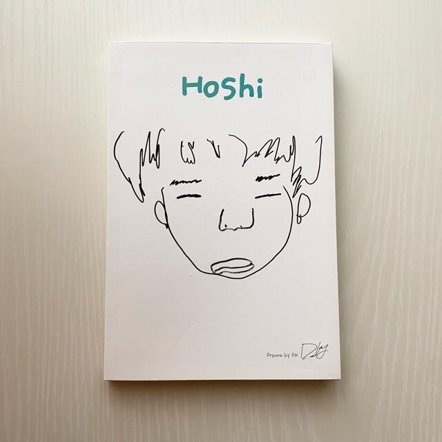 SEVENTEEN(セブンティーン)のseventeen セブチ  dicon ホシ スケジュール帳 エンタメ/ホビーのCD(K-POP/アジア)の商品写真