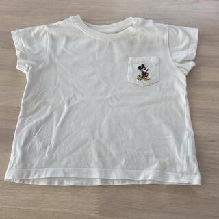 ユニクロ(UNIQLO)のTシャツ ミッキー 80 半袖(Tシャツ)