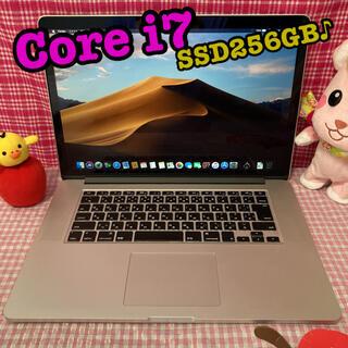マック(Mac (Apple))のMac Book Pro 2013 良品♪ ME664J/A(ノートPC)