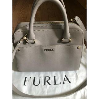 Furla - FURLAフルラ♡ショルダーバッグ グレー ハンドバッグ