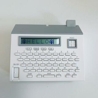 coharu テプラ 本体とテープセット