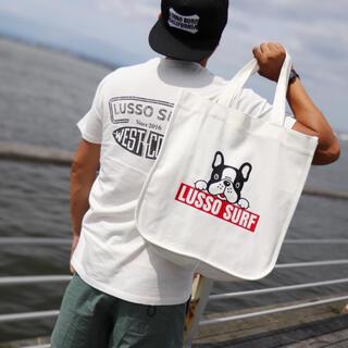Ron Herman - 夏コーデに☆LUSSO SURF サーフドッグ トートバッグ RVCA