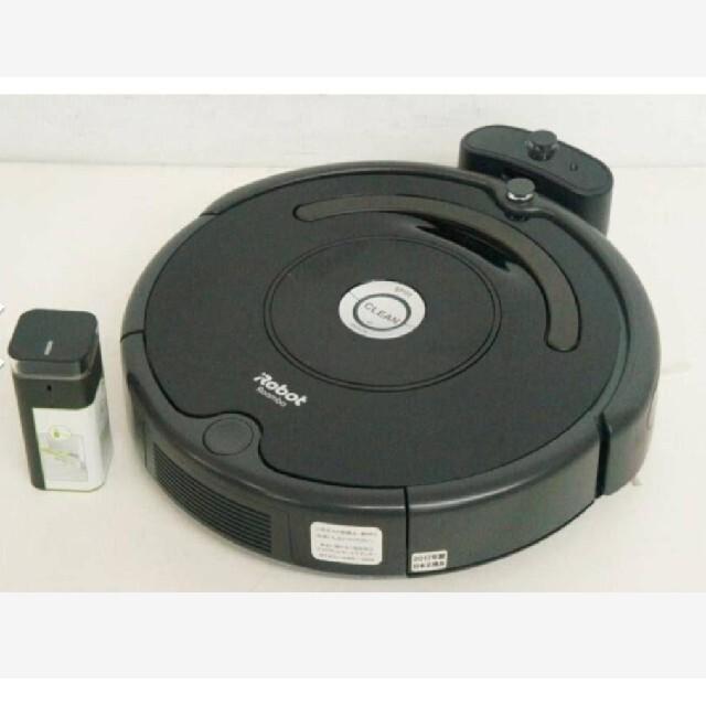 iRobot(アイロボット)の【送料込み】 USED アイロボット ROOMBA627 スマホ/家電/カメラの生活家電(掃除機)の商品写真