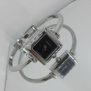 Gucci - 美品 GUCCI グッチ レディース腕時計