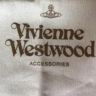 ヴィヴィアンウエストウッド(Vivienne Westwood)のヴィヴィアン ウェストウッド 保存袋 白 ショップ袋(その他)