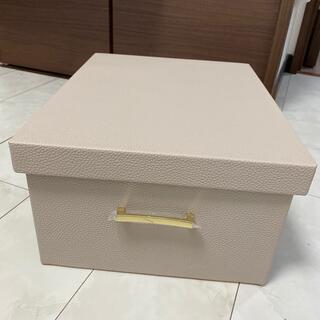 Francfranc - フランフラン プリーレ Lサイズ 収納BOX