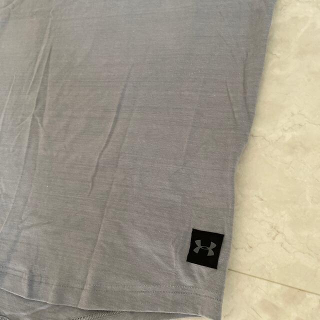 UNDER ARMOUR(アンダーアーマー)のアンダーアーマー 半袖パーカー L メンズのトップス(Tシャツ/カットソー(半袖/袖なし))の商品写真