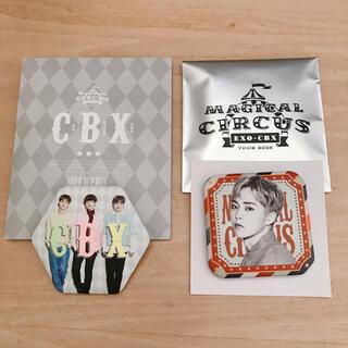 EXO - EXO / CBX / 缶バッジ2個セット