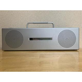 ムジルシリョウヒン(MUJI (無印良品))のPanasonic パナソニック SL-PH7 CDラジカセ ラジオ 無印良品(ポータブルプレーヤー)