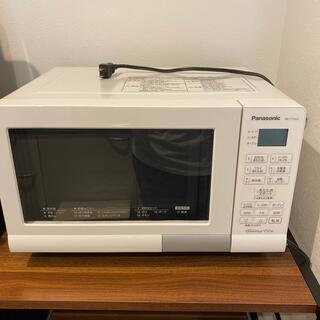 パナソニック(Panasonic)の2019年製 パナソニック 電子レンジ オーブンレンジ NE-T15A2-W(電子レンジ)