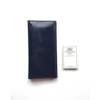 WHITEHOUSE COX - 新品 正規品 ホワイトハウスコックス Whitehouse Cox 長財布