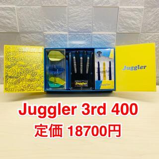 ダーツ juggler 3rd 400 バレル セット(ダーツ)