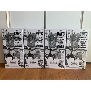 BANPRESTO - アミューズメント一番くじ SMSP ゾロ A賞 ×2 B賞 ×2 ワンピース