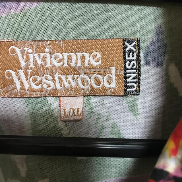 Vivienne Westwood(ヴィヴィアンウエストウッド)のヴィヴィアン   ウエストウッド シャツ メンズのトップス(シャツ)の商品写真
