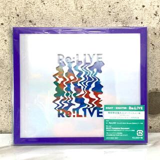 カンジャニエイト(関ジャニ∞)のRe:LIVE(期間限定盤A(20/47ツアードキュメント盤))関ジャニ∞(ポップス/ロック(邦楽))