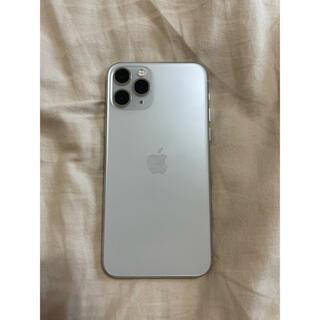 Apple - iPhone11 Pro シルバー 256GB SIMフリー