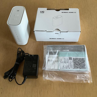 NEC -  WiMAX HOME 02 ホームルーター