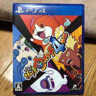 プレイステーション4(PlayStation4)のPS4 妖怪ウォッチ4++(家庭用ゲームソフト)