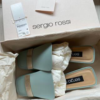セルジオロッシ(Sergio Rossi)のSergio Rossi セルジオロッシ パンプス サンダル(ハイヒール/パンプス)