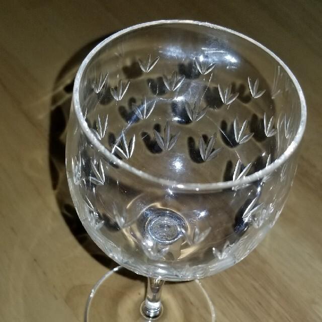 Tiffany & Co.(ティファニー)のTIFFANY ペア ワイングラス インテリア/住まい/日用品のキッチン/食器(食器)の商品写真