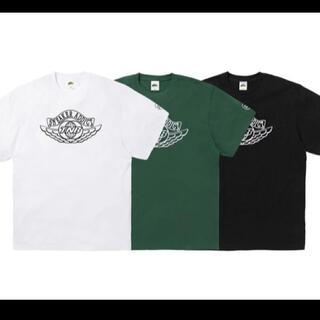 シュプリーム(Supreme)のSKEAKER DUNK × THE NETWORK BUSINESS Tシャツ(Tシャツ/カットソー(半袖/袖なし))
