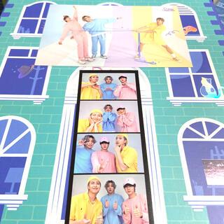 ボウダンショウネンダン(防弾少年団(BTS))のBTS FESTA カレンダー グクRMJIN ポストカード 4コマフォト(K-POP/アジア)