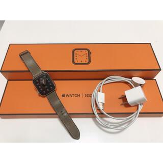 Apple Watch - Apple Watch series5 HERMES 40mm アップルウォッチ