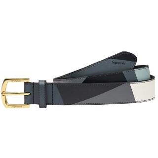 シュプリーム(Supreme)のSupreme Emilio Pucci Belt Black S/M(ベルト)