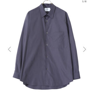コモリ(COMOLI)のグラフペーパー トーマスメイソン シャツ(シャツ)