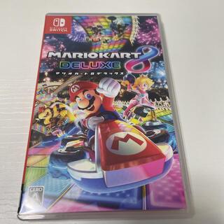 Nintendo Switch - ほぼ未使用 マリオカート 8 デラックス