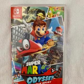 Nintendo Switch - スーパーマリオオデッセイ Switch スイッチ ソフト