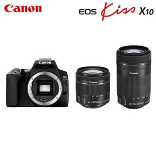 キヤノン(Canon)のCanon EOS Kiss Ⅹ(デジタル一眼)