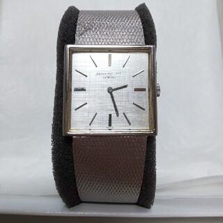 PATEK PHILIPPE - 【18K】パテック・フィリップ 腕時計