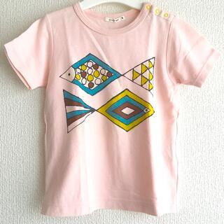 mina perhonen - mina perhonen キッズTシャツ 100