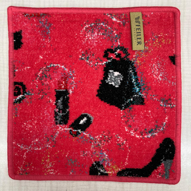 FEILER(フェイラー)の【新品未使用】フェイラー タオルハンカチ 25x25cm AUDREY レディースのファッション小物(ハンカチ)の商品写真