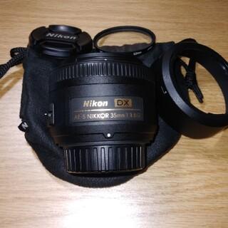 Nikon - ニコン AF-S DX NIKKOR 35mm F1.8 G