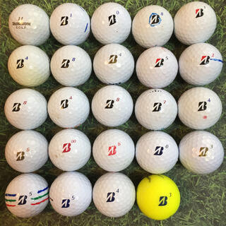 BRIDGESTONE - BRIDGESTONE  ロストボール 24球