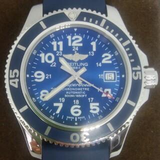 ブライトリング(BREITLING)のBreitling Superocean II 42(腕時計(アナログ))