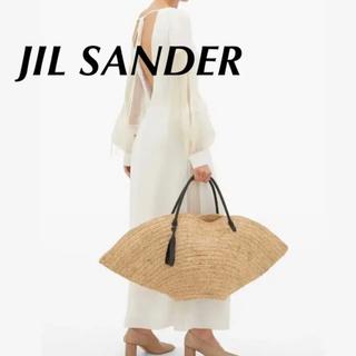 Jil Sander - 【希少✨】新品未使用 JIL SANDER sombrero かご バッグ