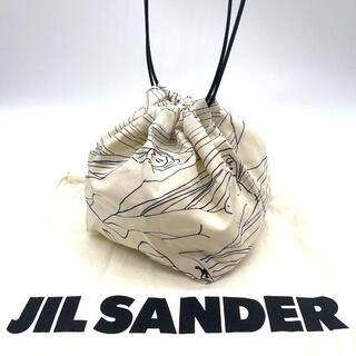 Jil Sander - 【希少✨】JIL SANDER ジルサンダー ドローストリング 巾着 バッグ
