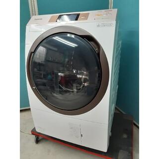 Panasonic - パナソニック ドラム式洗濯乾燥機11.0kg液晶タッチパネル NA-VX5E4L