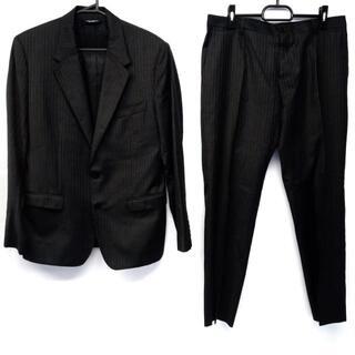 ドルチェアンドガッバーナ(DOLCE&GABBANA)のドルチェアンドガッバーナ シングルスーツ(セットアップ)